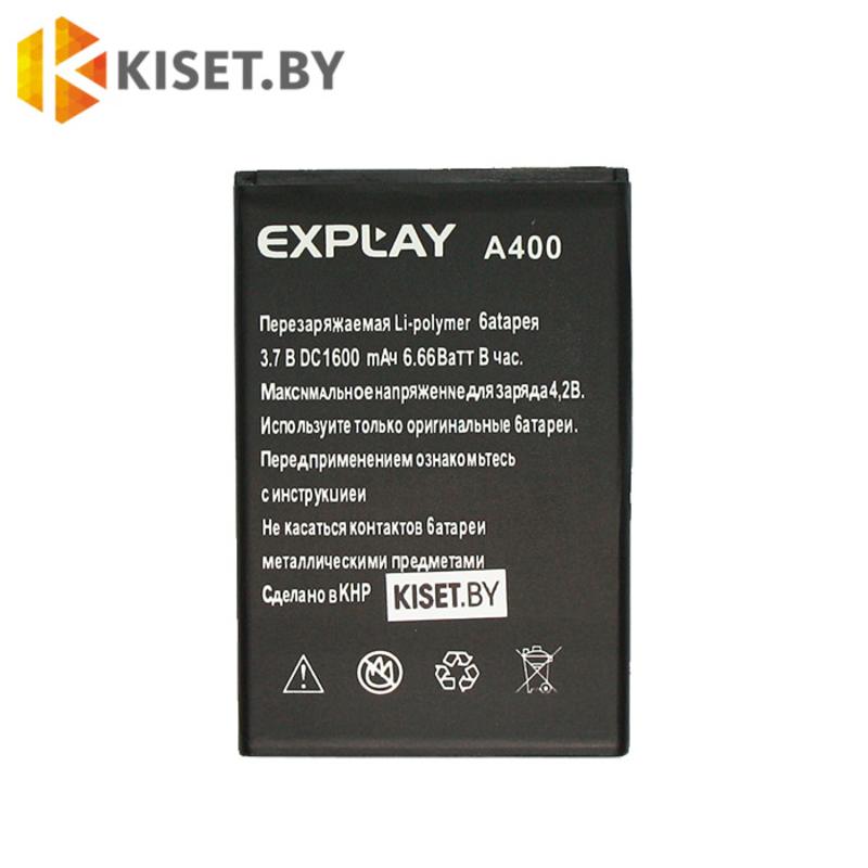 Аккумулятор Phone Battery Ионно-Литиевый для EXPLAY A400