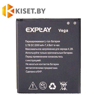 Аккумулятор Phone Battery Ионно-Литиевый для EXPLAY Vega / Fresh