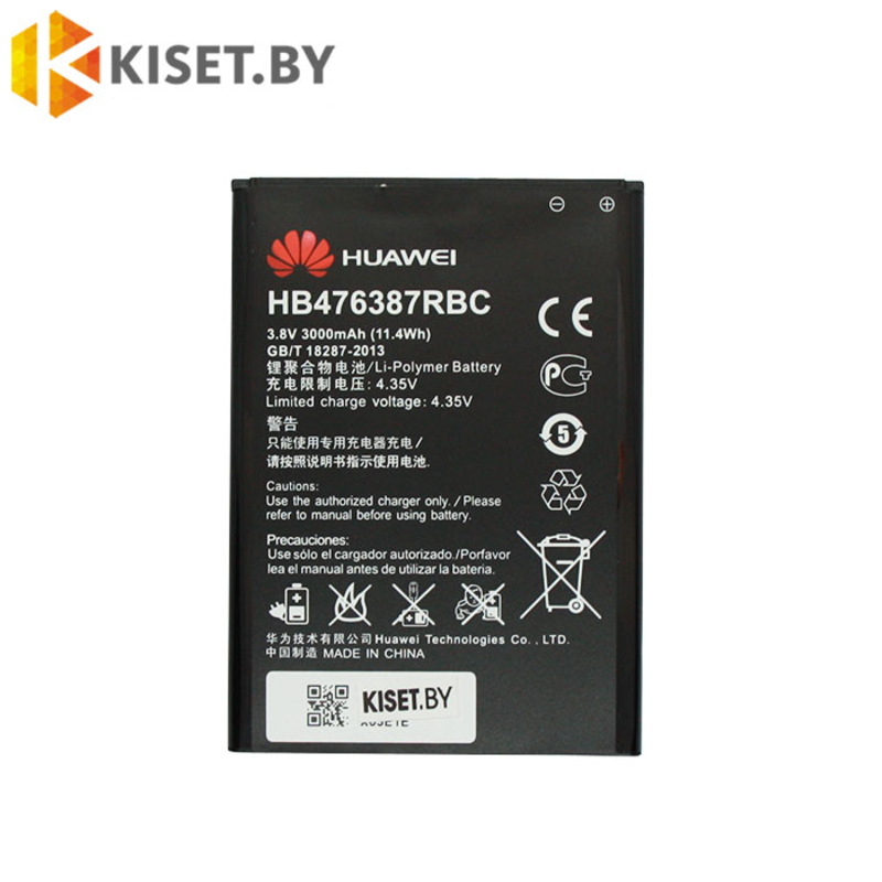 Аккумулятор HB476387RBC для HUAWEI Honor 3X (G750)