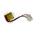 Аккумулятор Li-Pol со шлейфом 2pin 401010 25mAh 3.7V
