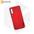 Силиконовый чехол Textile для Xiaomi Redmi 6A красный