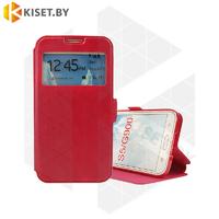 Чехол-книжка Experts Book Slim case для Samsung Galaxy  A21S / A217 красный