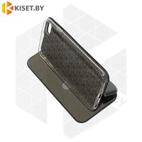 Чехол-книжка Book Case 3D с визитницей для iPhone 6 / 6s черный
