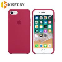 Бампер Silicone Case для iPhone 6 Plus / 6s Plus красная роза #25
