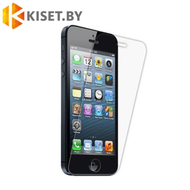 Защитная наномембрана для iPhone 5 / 5s / 5c / SE, прозрачная