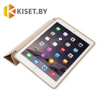 Чехол-книжка Smart Case для iPad Pro 12.9 2017 (A1671) золотой