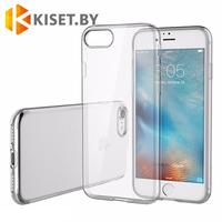 Силиконовый чехол Ultra Thin TPU для iPhone 7 / 8 / SE (2020) прозрачный
