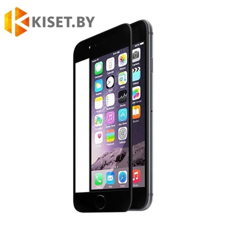 Защитное стекло Full Screen 5D для Apple iPhone 7 / 8 черное