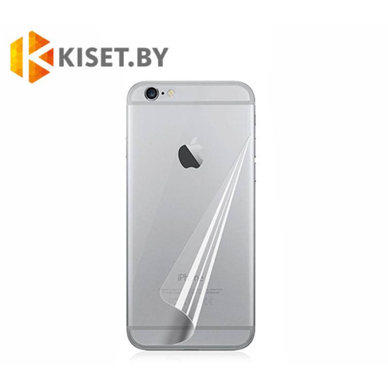 Защитная пленка на заднюю крышку для Apple iPhone 6, глянцевая