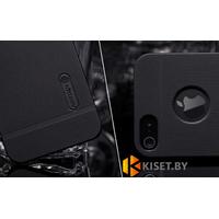 Пластиковый бампер Nillkin Super Frosted Shield для Apple iPhone 5 / 5s / SE, черный