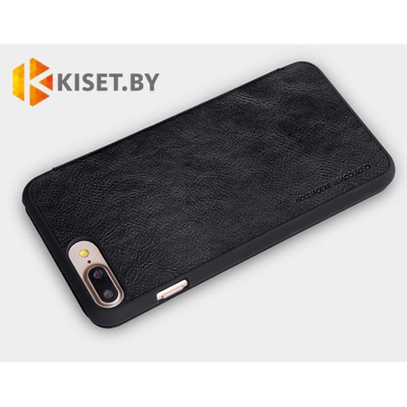 Чехол Nillkin Qin для Apple iPhone 7 Plus / 8 Plus, черный