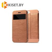 Чехол Kalaideng KA iPhone 5 / 5s / SE коричневый
