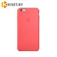 Бампер Silicone Case для iPhone 6 Plus / 6s Plus, коралловый