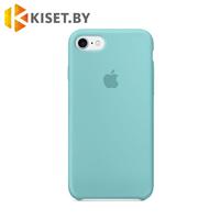Бампер Silicone Case для iPhone 6 Plus / 6s Plus бирюзовый #21