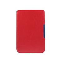 Чехол Classic Original для PocketBook Basic 2 (614) / 615 / Basic Touch (624) / Basic Touch 2 (625) / Touch Lux 3 (626) красный