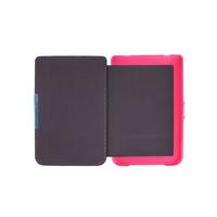 Чехол Classic Original для PocketBook Basic 2 (614) / 615 / Basic Touch (624) / Basic Touch 2 (625) / Touch Lux 3 (626) малиновый