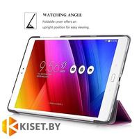 Чехол-книжка Smart Case для ASUS ZenPad 3S 10 Z500, фиолетовый
