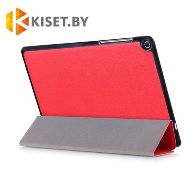 Чехол-книжка Smart Case для ASUS ZenPad 10 Z300, красный