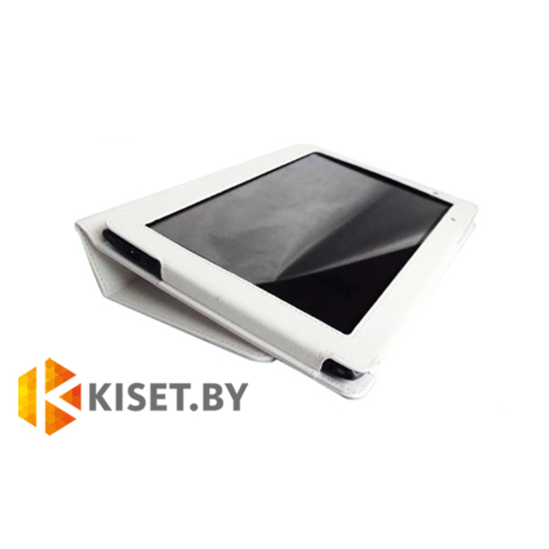 Классический чехол-книжка для Acer Iconia B1-A71, белый