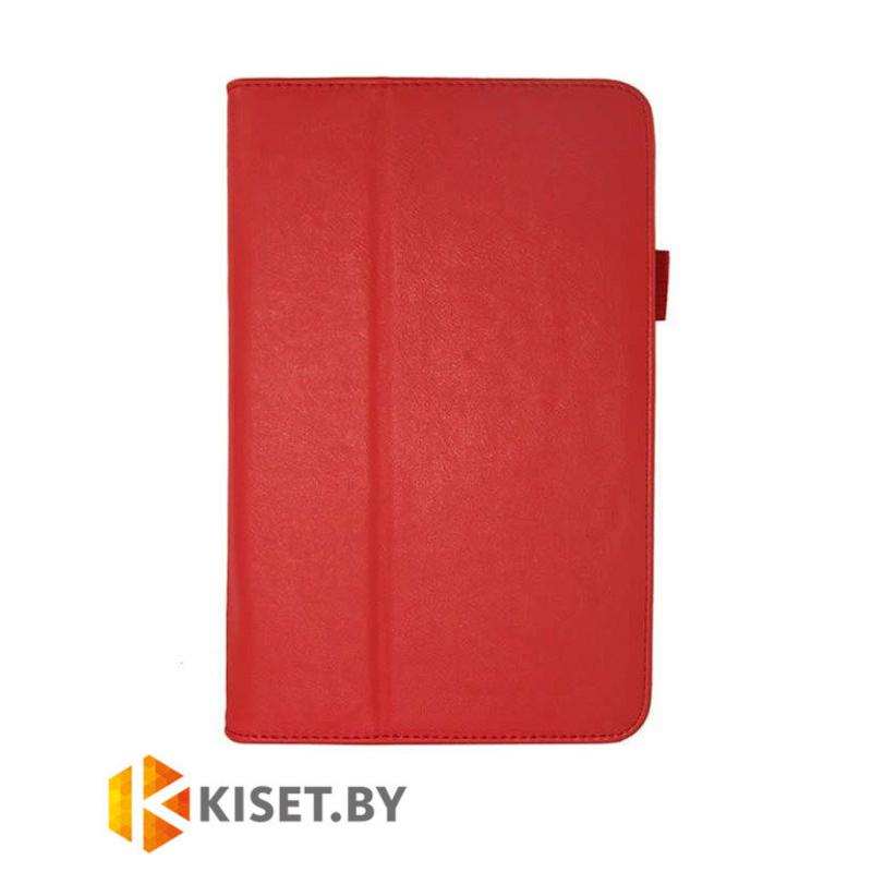 Чехол-книжка Acer Iconia W3-810, красный