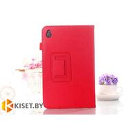 Чехол-книжка Acer Iconia W4-820, красный