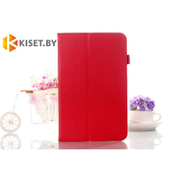 Классический чехол-книжка для Acer Iconia W4-820, красный