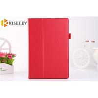 Классический чехол-книжка для Asus Fonepad 7 ME175, красный