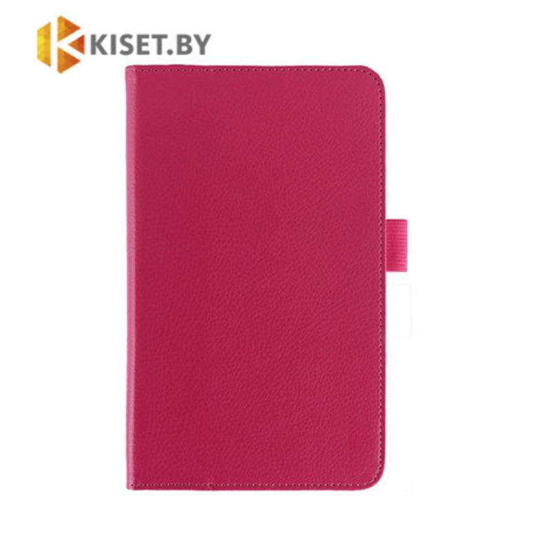 Классический чехол-книжка для Asus MeMO Pad 7 ME176CX, розовый