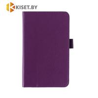 Классический чехол-книжка для Asus MeMO Pad 7 ME176CX, фиолетовый