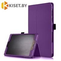 Классический чехол-книжка для ASUS ZenPad 10 Z300, фиолетовый