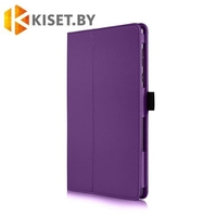 Классический чехол-книжка для ASUS ZenPad 3S 10'' Z500, фиолетовый