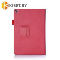 Классический чехол-книжка для ASUS ZenPad 3S 10'' Z500, красный