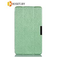 Чехол-книжка Smart Case для Huawei M1, зеленый