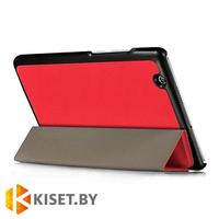 Чехол-книжка Smart Case для Huawei M1, красный