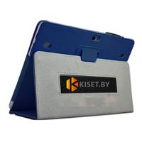 Классический чехол-книжка для Huawei MediaPad M3 8.4, синий