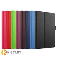 Классический чехол-книжка для Huawei MediaPad M2, красный