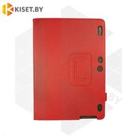 Классический чехол-книжка для Lenovo Tab 2 A10-30 X30 / A10-70 X70, красный