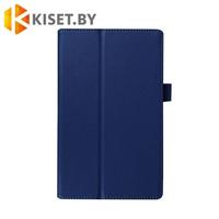 Классический чехол-книжка для Lenovo Tab 2 A10-30 X30 / A10-70 X70, синий