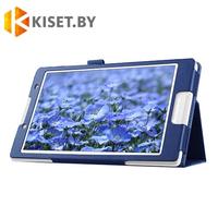 Классический чехол-книжка для Lenovo Tab 2 A10-70 / X70, синий