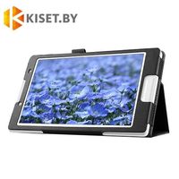 Классический чехол-книжка для Lenovo Tab 3 A7-10 / Essential TB3-710, черный