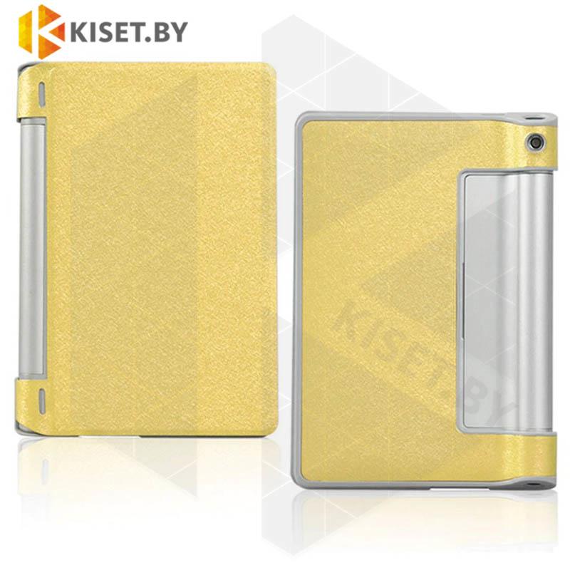 Чехол-книжка Smart Case для Lenovo Yoga Tablet 10 B8000, желтый