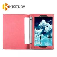 Классический чехол-книжка для Lenovo Yoga Tablet 3 8'' (850), красный