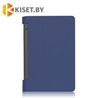 Классический чехол-книжка для Lenovo Yoga Tablet 3 8' (850), синий