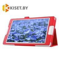 Классический чехол-книжка для Lenovo Yoga Tablet 3 Pro 10.1'' X90, красный