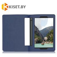 Классический чехол-книжка для Lenovo Yoga Tablet 3 Pro 10.1'' X90, синий