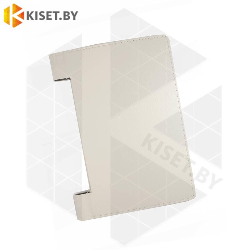 Классический чехол-книжка для Lenovo Yoga Tablet 8 B6000, белый