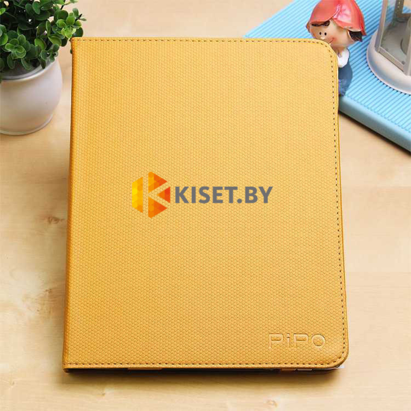 Классический чехол-книжка для PIPO Max M6, желтый