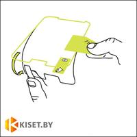 Защитная пленка для Prestigio MultiPad 8.0 Note (PMP7880D 3G DUO), матовая