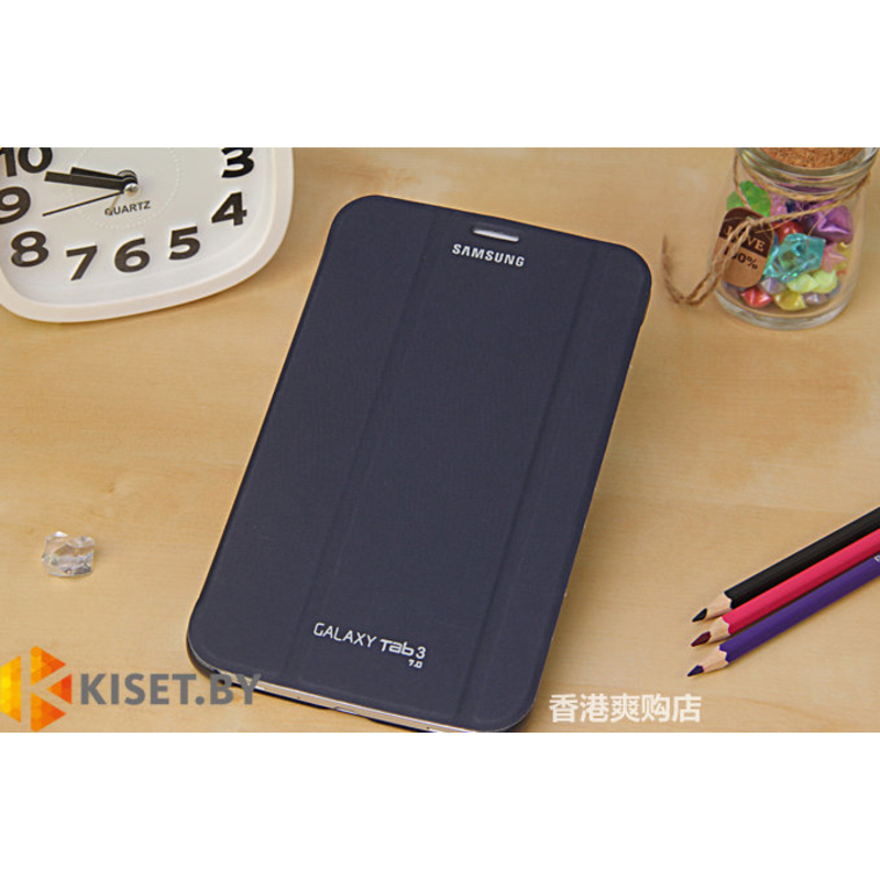 Чехол-книжка Smart Case Samsung Galaxy Tab 3 7.0 P3200 (SM-T210), черный