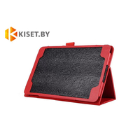 Классический чехол-книжка для Samsung Galaxy Tab 3 7.0 P3200 (SM-T210), красный